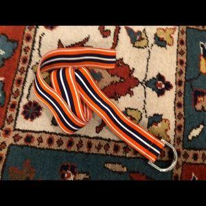 Polo Striped Belt